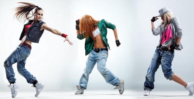Основные виды современных танцев. Танец Джампстайл