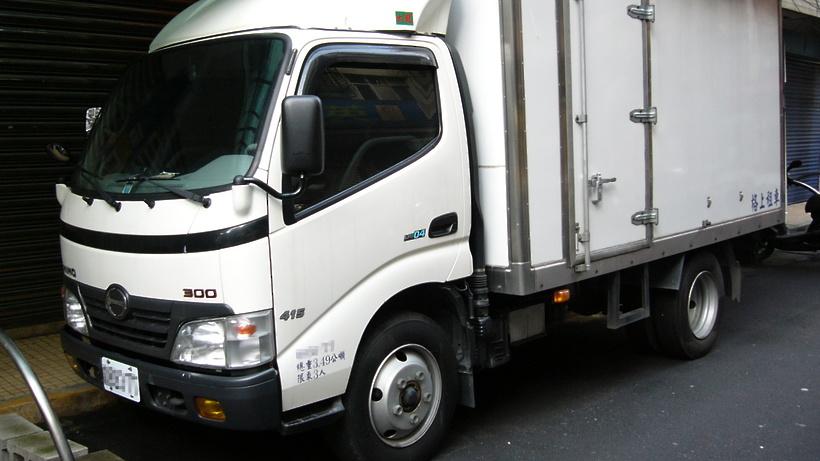 Завод японских грузовиков Hino начали строить в Подмосковье