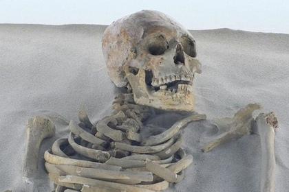 Найдено загадочное захоронение древнейшей цивилизации