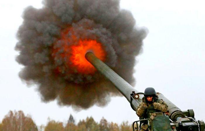 Войска у границ: пойдет ли Киев на провокацию во время ЧМ-2018
