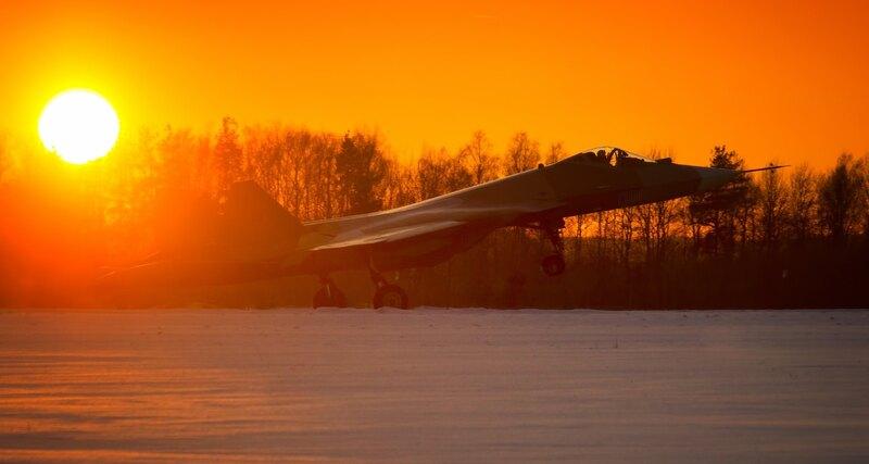 Первый Су-57 передадут армии вдекабре