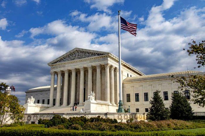 Оригинальный досуг у судей Верховного Суда в Америке. /Фото: thoughtco.com
