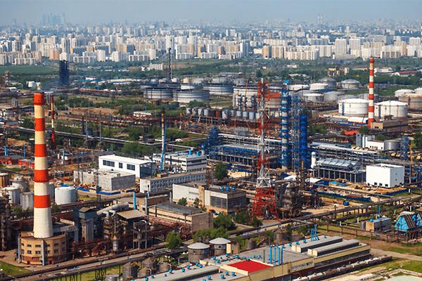 Омский и Московский НПЗ теперь потребляют намного меньше энергии