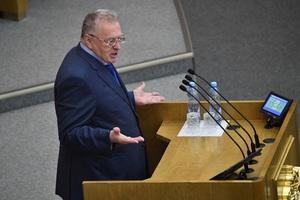 Жириновский хочет, чтобы рос…