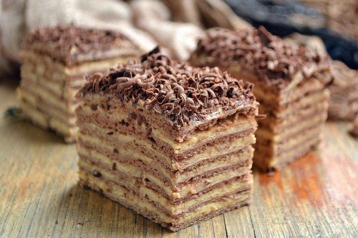 Армянские торты: рецепты с фото