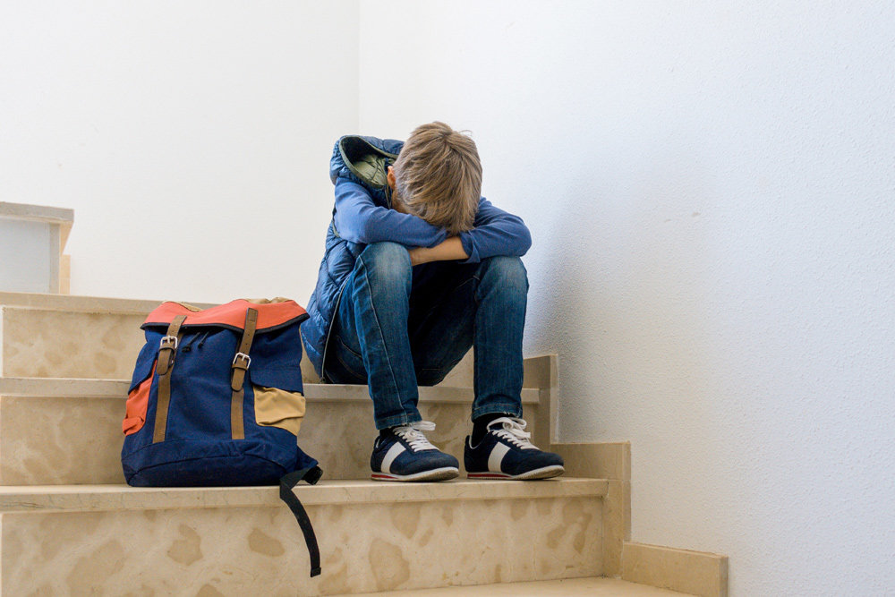 Кто поможет ребенку, которого затравили в школе