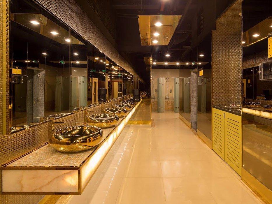 Как выглядит самый дорогой спортзал в Азии, абонемент в который стоит почти 2 миллиона рублей
