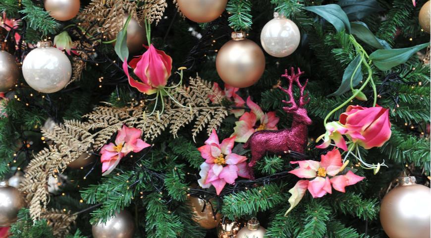 13 самых любопытных новогодних традиций, о которых вы наверняка не знали мир,Новый год,Рождество,традиции