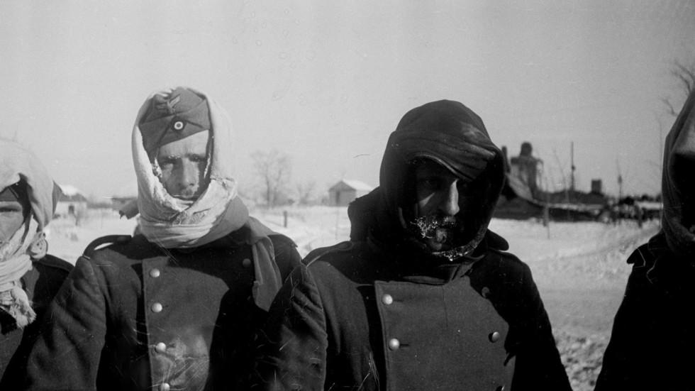Вши, тиф и Гитлер. Как погибли немецкие пленные Сталинграда?