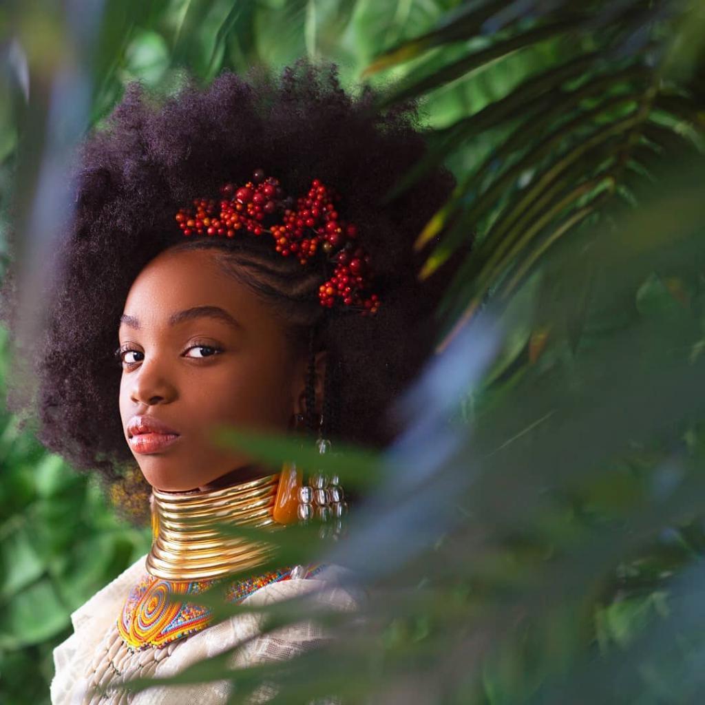 Она ломает барьеры: 11-летняя модель расширяет возможности девочек во всем мире