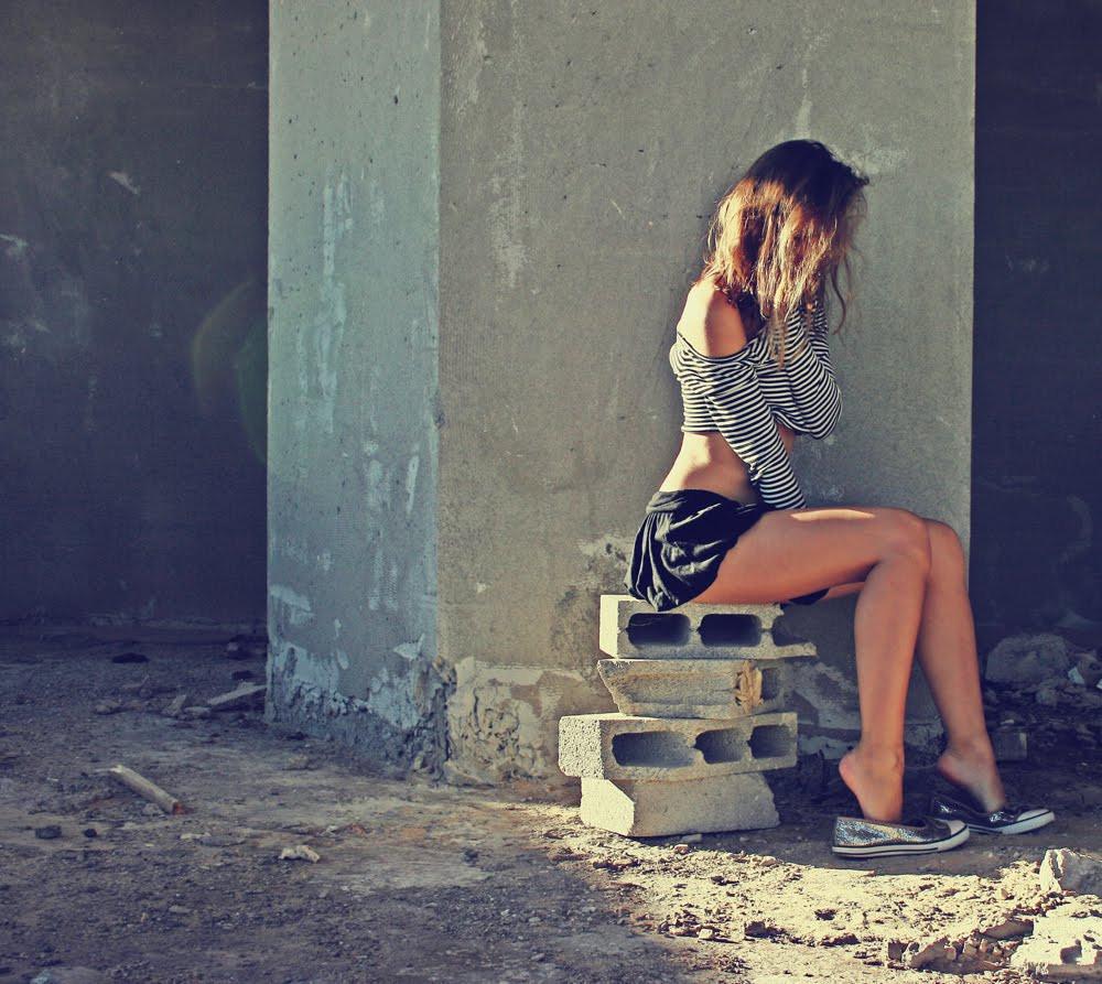 Смелые автопортреты в оттенках ретро. Фотограф из Белоруссии Юлия Городински
