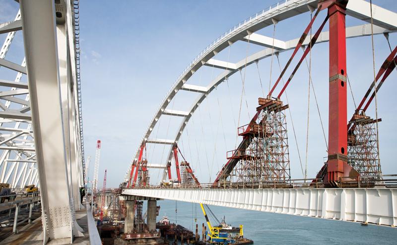 За Крымским мостом – мост на Сахалин