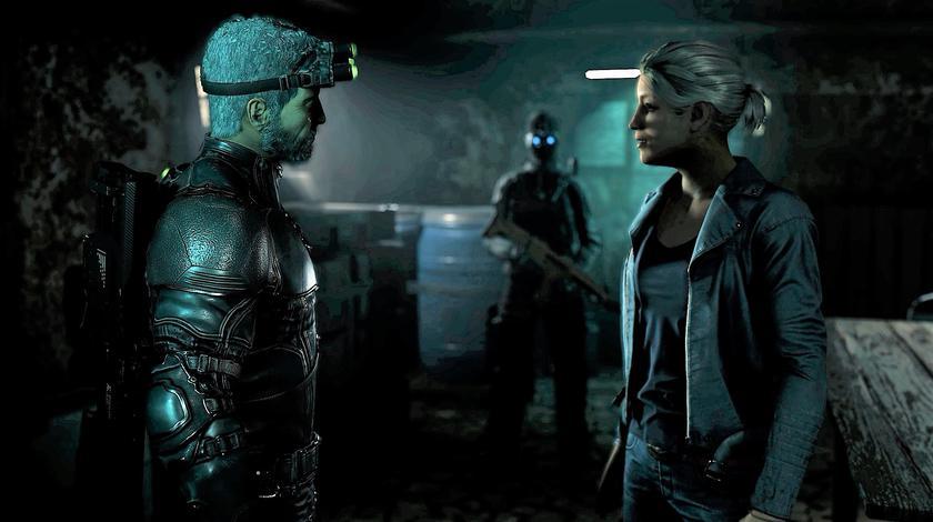 Ghost Recon или Splinter Cell? Ubisoft намекнула на анонс новой игры ubisoft,Игры,новинки