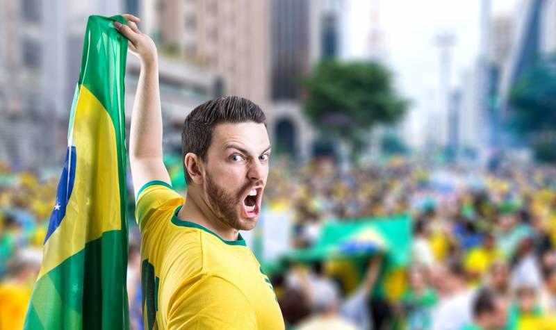 В бразильских тропиках прого…