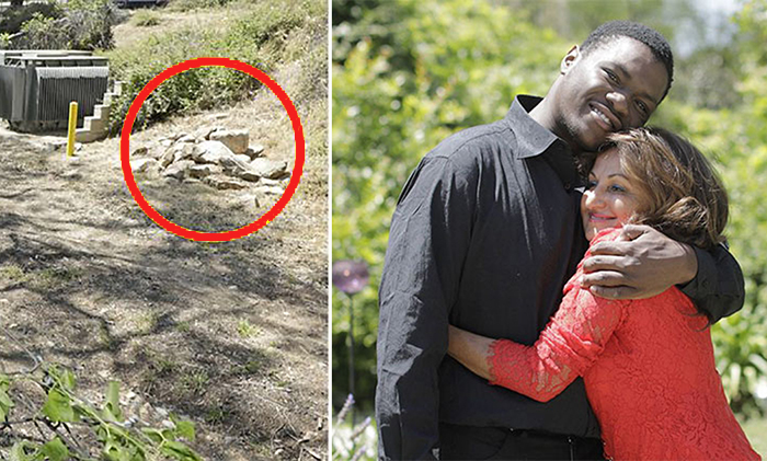 Женщина спасла ребенка и встретилась с ним, спустя 20 лет