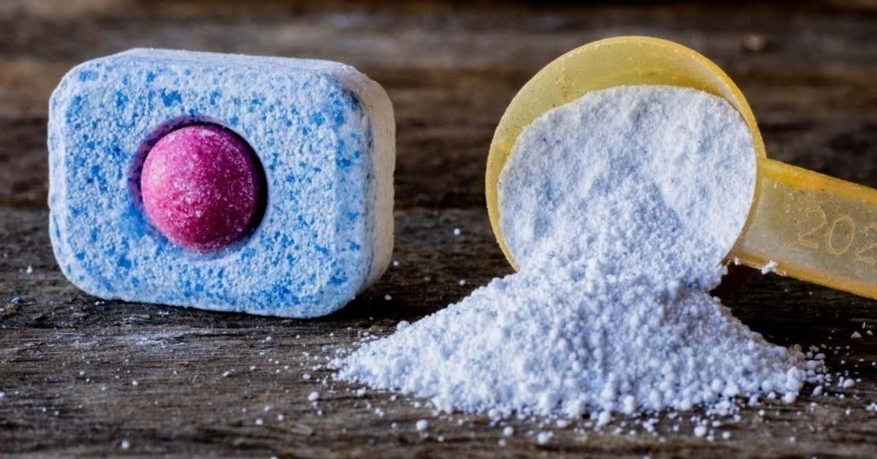 10 удивительных способов применения таблеток для посудомоечной машины