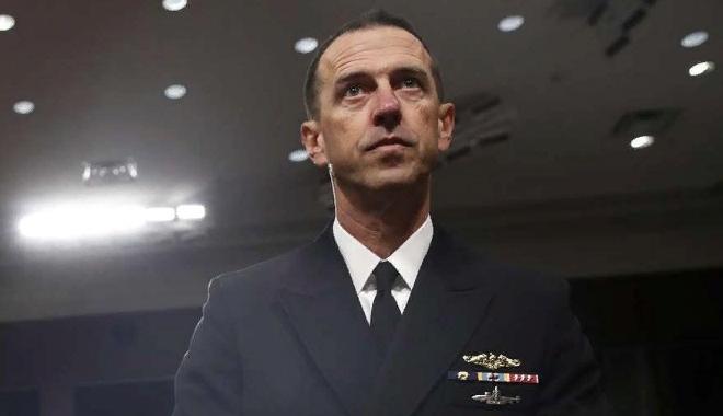 Адмирал США призвал «первыми нанести удар» по России