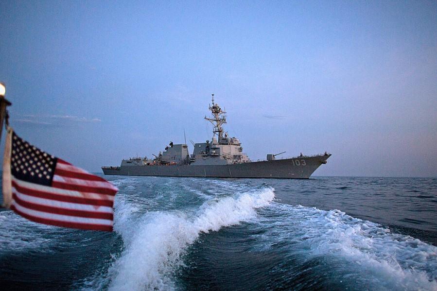 Корабли НАТО активизировались в Черном море