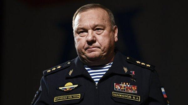 Шаманов о благородном офицерском поступке украинских морпехов