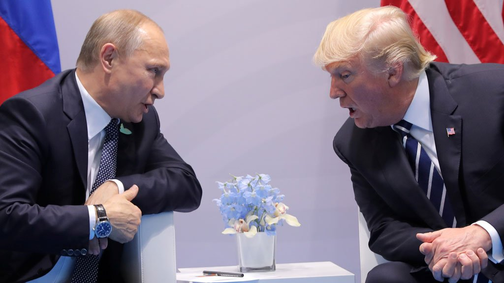 Путин: У ЛДНР много оружия. …