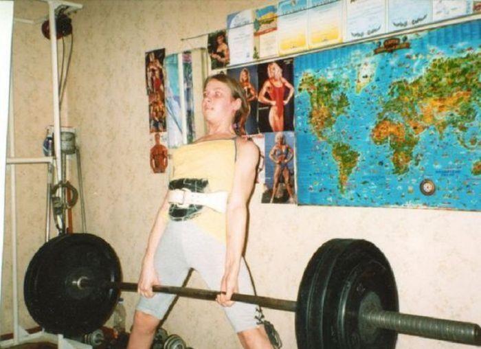 Как живет самая сильная девочка мира