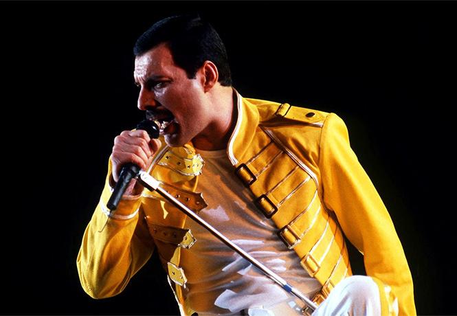 Гитарист Queen объявил, когда выйдет фильм-биография Фредди Меркьюри