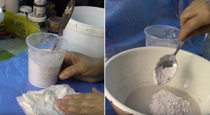 как сделать большой горшок для цветов своими руками