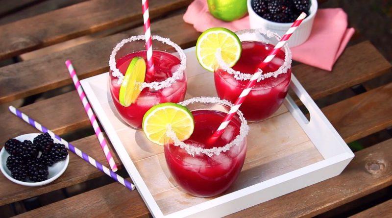 Вкуснейшие напитки для летнего праздника на природе. Не оторваться
