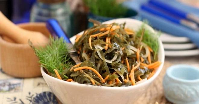 Как приготовить морскую капусту по простым и понятным рецептам?
