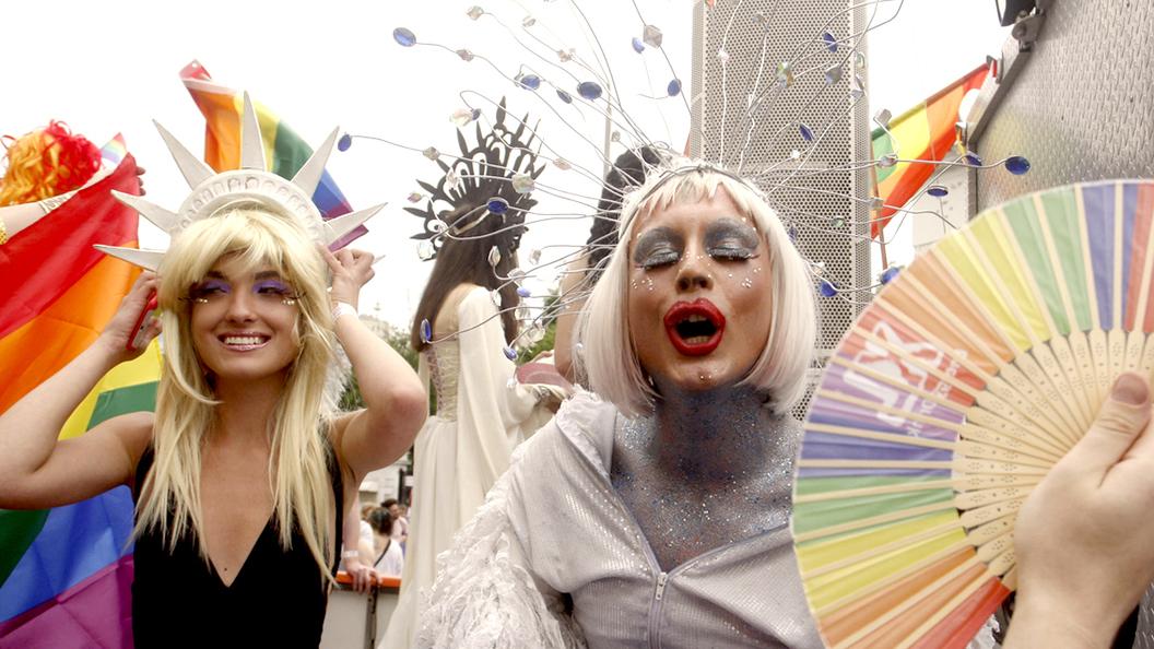Украина отомстила России за ЧМ по футболу гей-парадом
