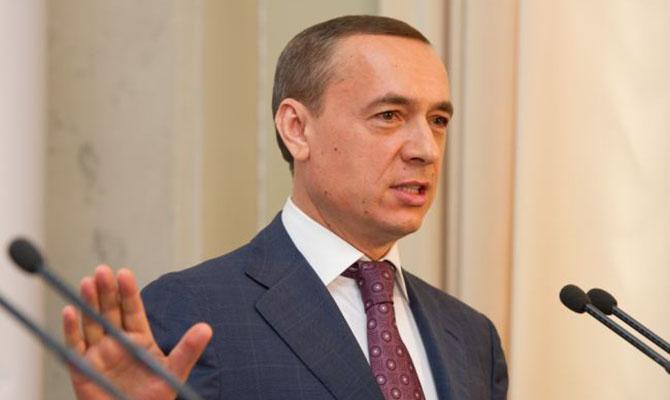 Украинский суд отпустил на свободу задержанного за коррупцию спонсора Яценюка