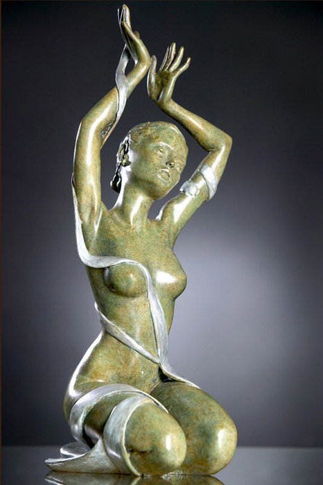 Дань женственности. Скульптуры Marie-Paule Deville-Chabrolle