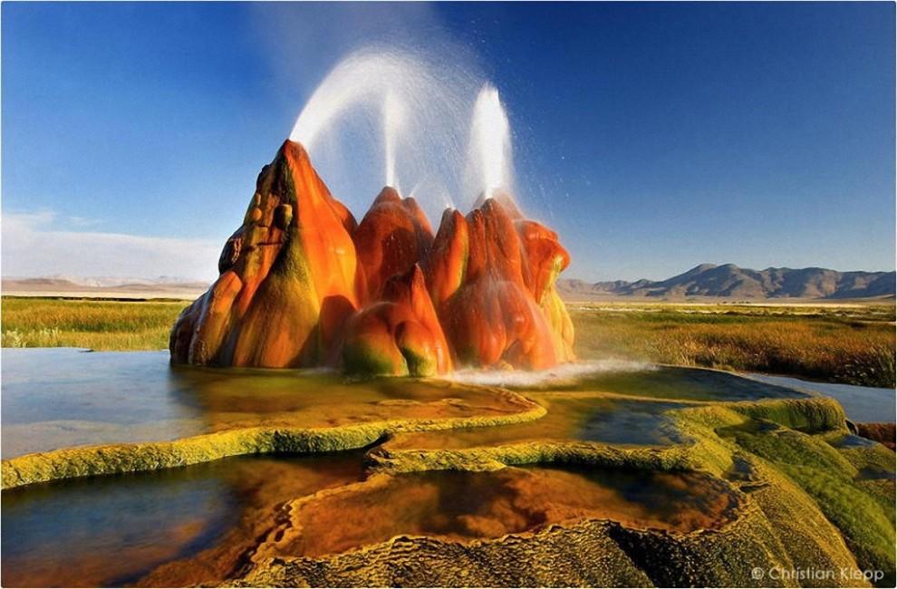 Красота нашей планеты в фотографиях планета