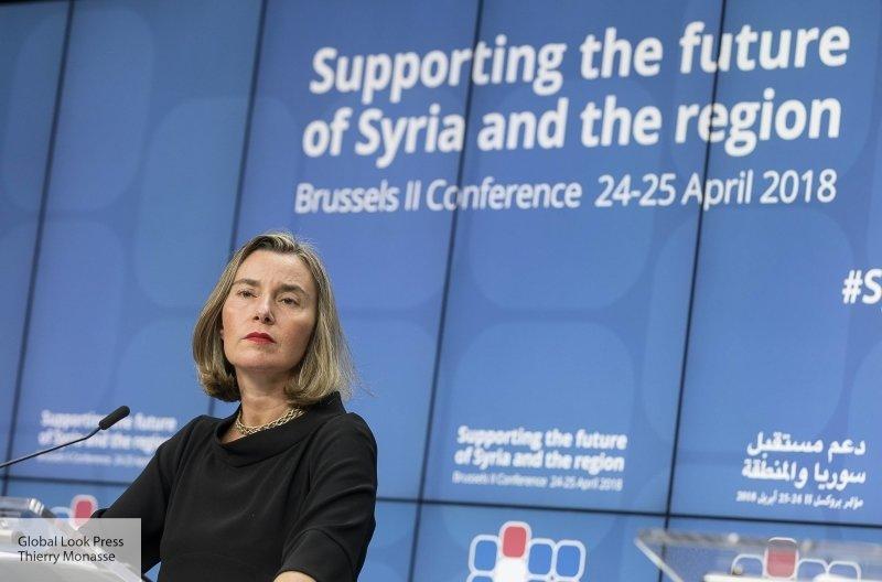 В ЕС опасаются, что «закон д…