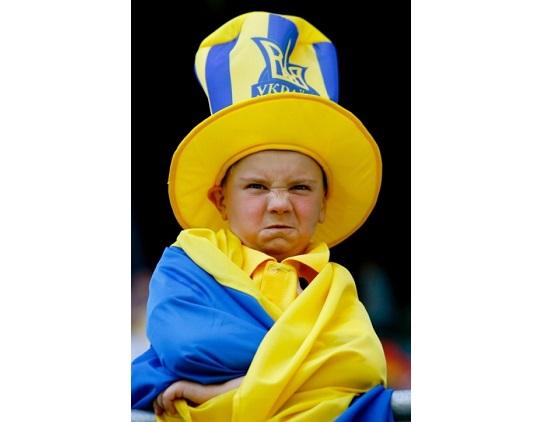 Донецк – желто-голубые «радости»