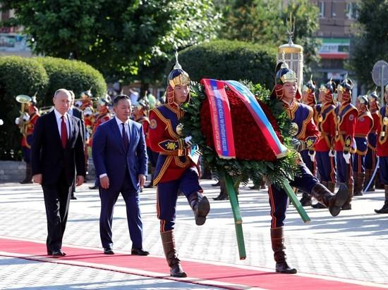 Путин выделил Монголии 100 млрд