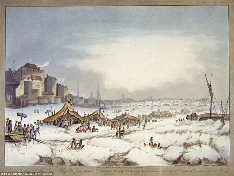 Холодное лето 1816: как изменение погоды повлияло намировую историю жизнь,история,курьезы,планета,факты