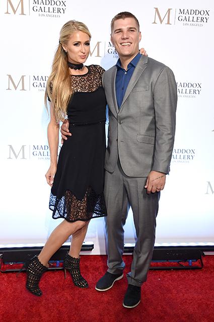 Пэрис Хилтон рассказала, почему разорвала помолвку с Крисом Зилкой звездные пары, пэрис хилтон