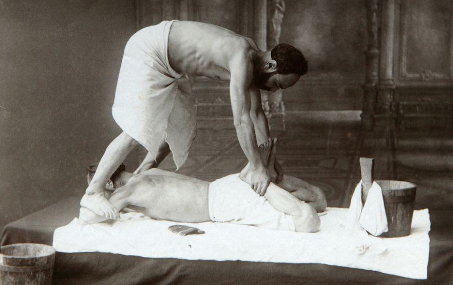 Веские причины посетить тайский массаж