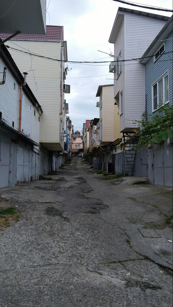 Жилые гаражи в Сочи