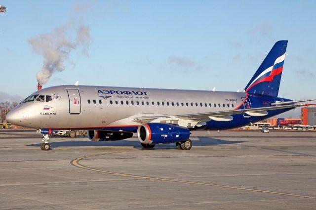 Аэрофлот начинает полеты в Кызылорду