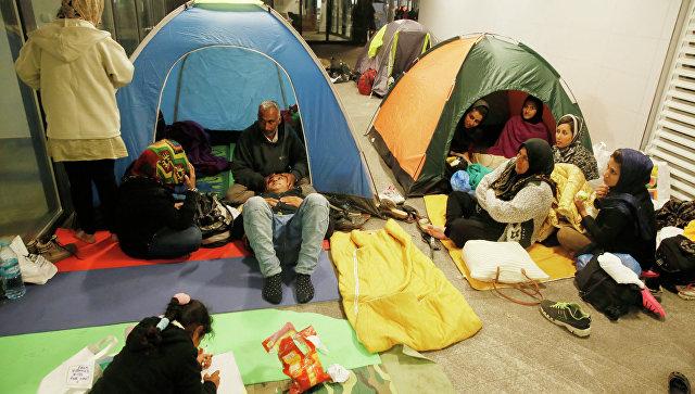 Мигранты дробят Запад — тепе…