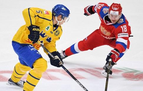 Россия обыграла Швецию во вт…