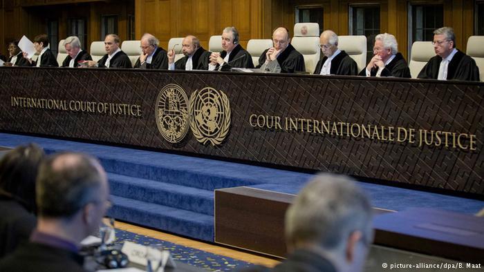 Суд ООН - что означает решение по иску Украины?