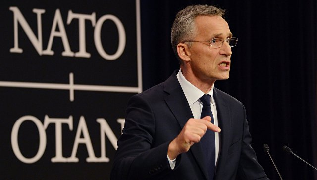 НАТО призвало заполонить Донбасс миротворцами до границы с Россией