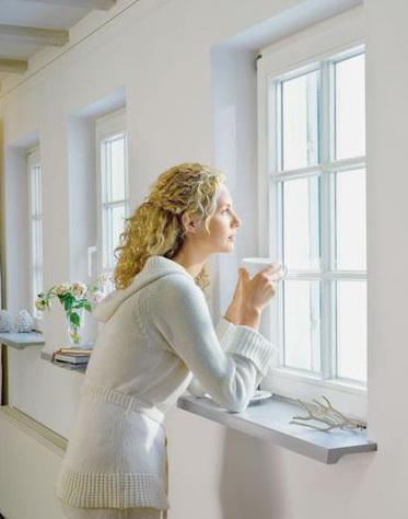 Притча о чистом окне