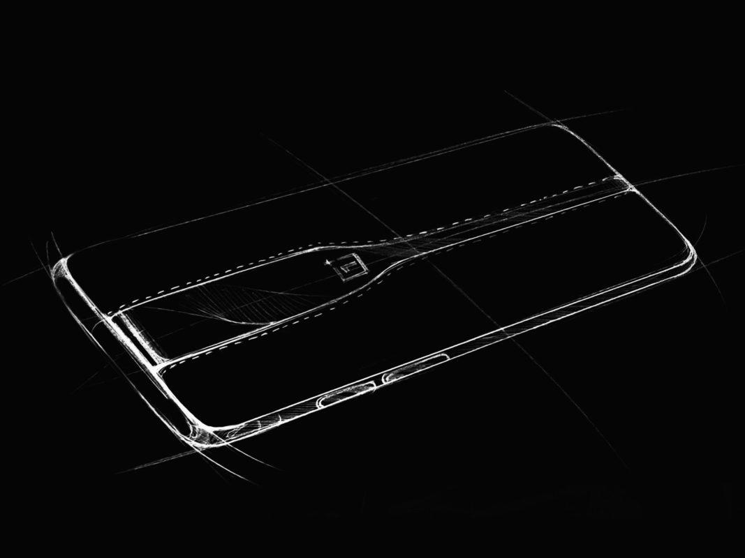 ConceptOne: новый смартфон от OnePlus с исчезающей камерой conceptone,oneplus,смартфоны,технологии,экраны