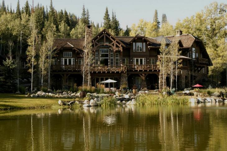 Рыбацкий дом в национальном парке возвращает своих гостей в прошлое