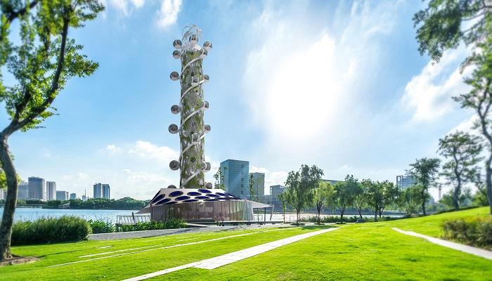 В Нидерландах появится новый небоскреб-аттракцион
