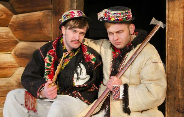 Как украинец сына своего пытался в РФ пристроить